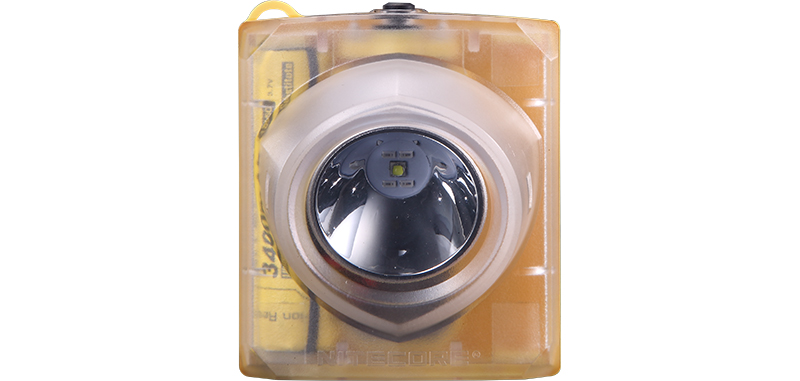Lampe Frontale - ATEX - 260Lm - Lg : 83mm