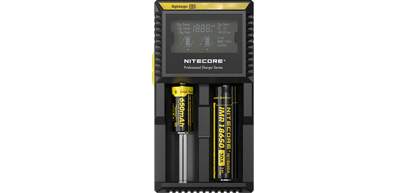 Digicharger 2 batteries