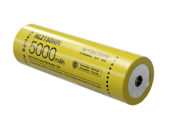 Batterie Rechargeable 21700 Li-ion Battery,  Capacity: 5000mAh - I4000R