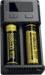 NEW Intellicharger 2 batteries